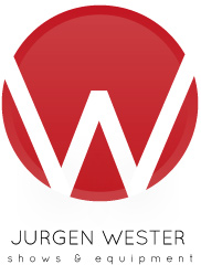 Logo Jurgen Wester - Shows and Equipment